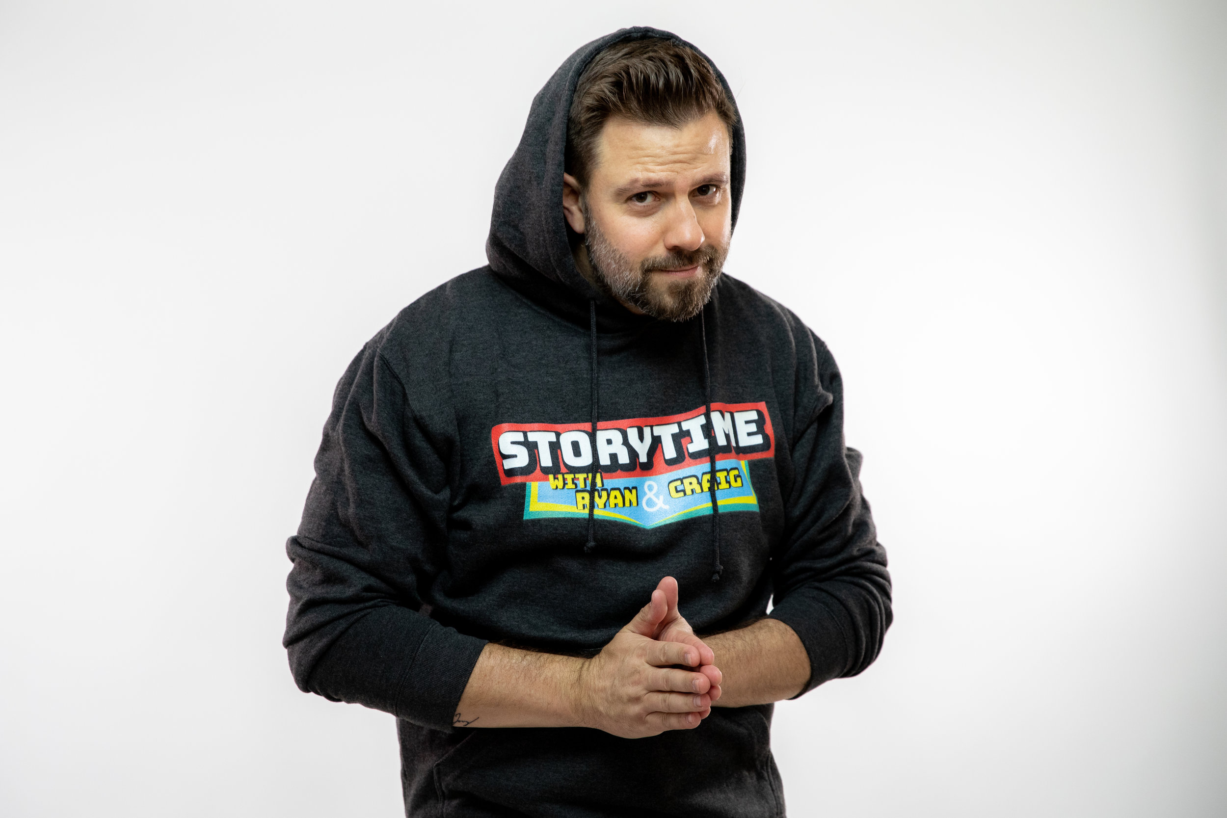 Classic Hoodie - Charcoal Heather