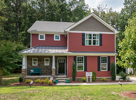 Amaryllis - THE OAKS AT FENTON MILL101 Marks Pond Way I Williamsburg, VA 23188Lawson Homes