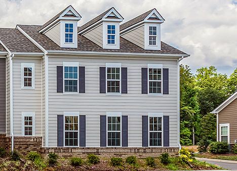 Dover - QUARTERPATH4000 Prospect Street I Williamsburg, VA 23185HHHunt Homes