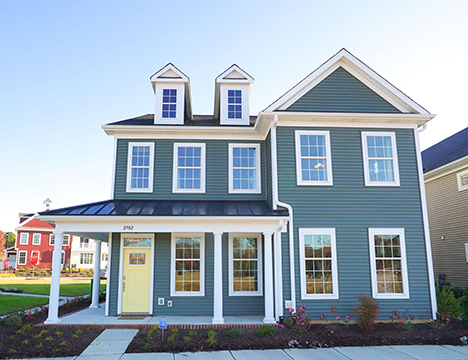 Cadenza PS - PROMENADE @52902 Queens Path I Williamsburg, VA 23185Franciscus Homes