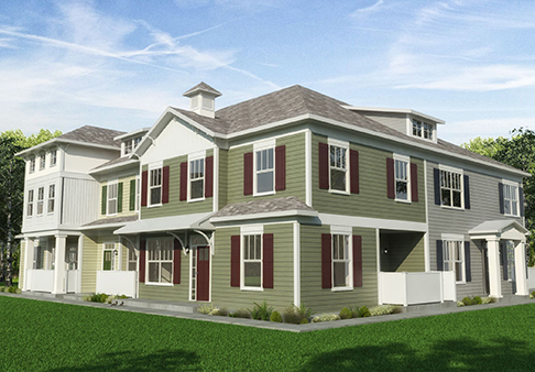 Compass 19 - 101 Fishers Court I Hampton, VA 23666Franciscus Homes