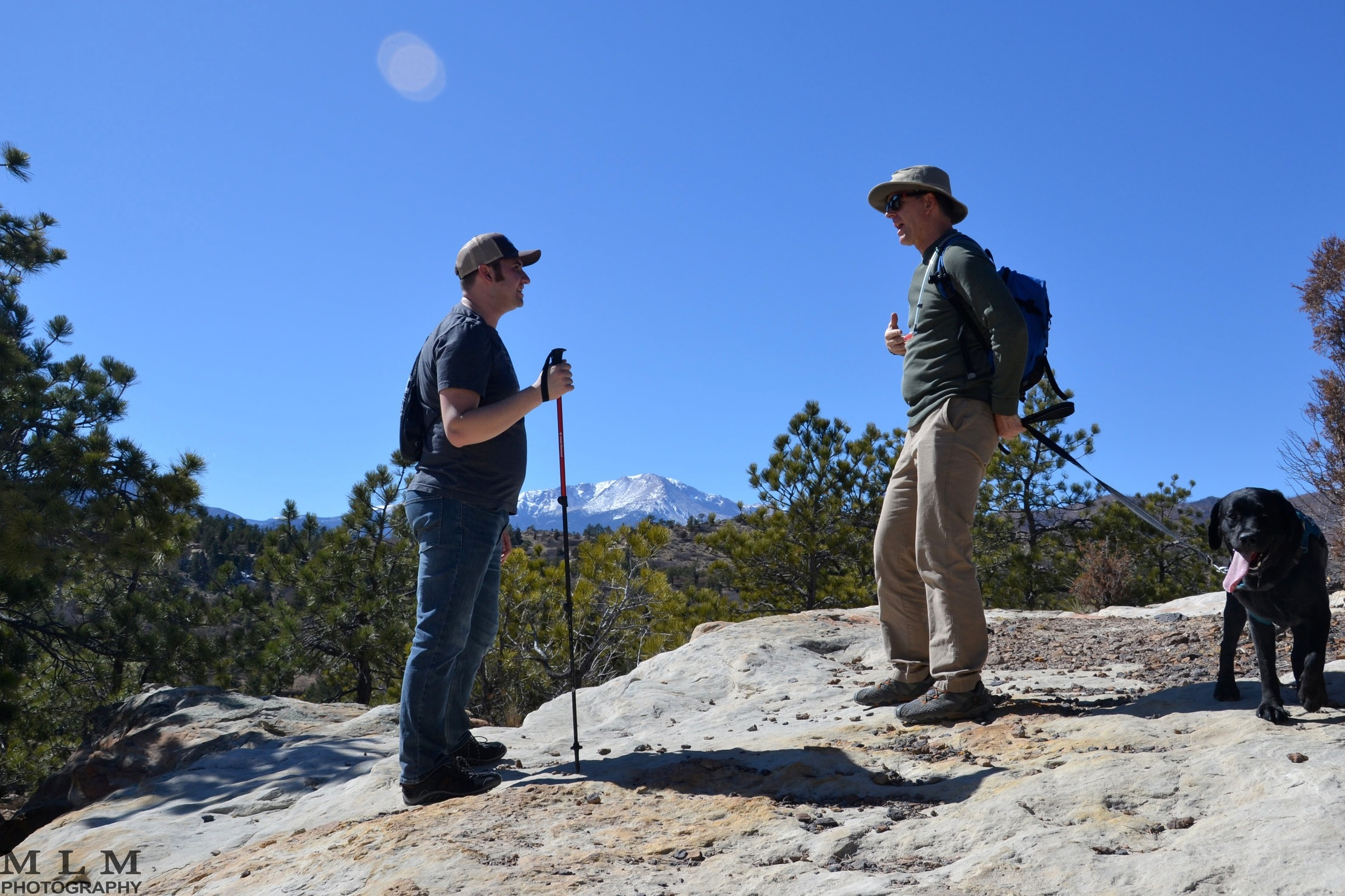 Ute Valley - A well-defined marked trail is an easy choice for beginners with some slight elevation gains that result in stunning views of Pikes Peaks and Colorado Springs.