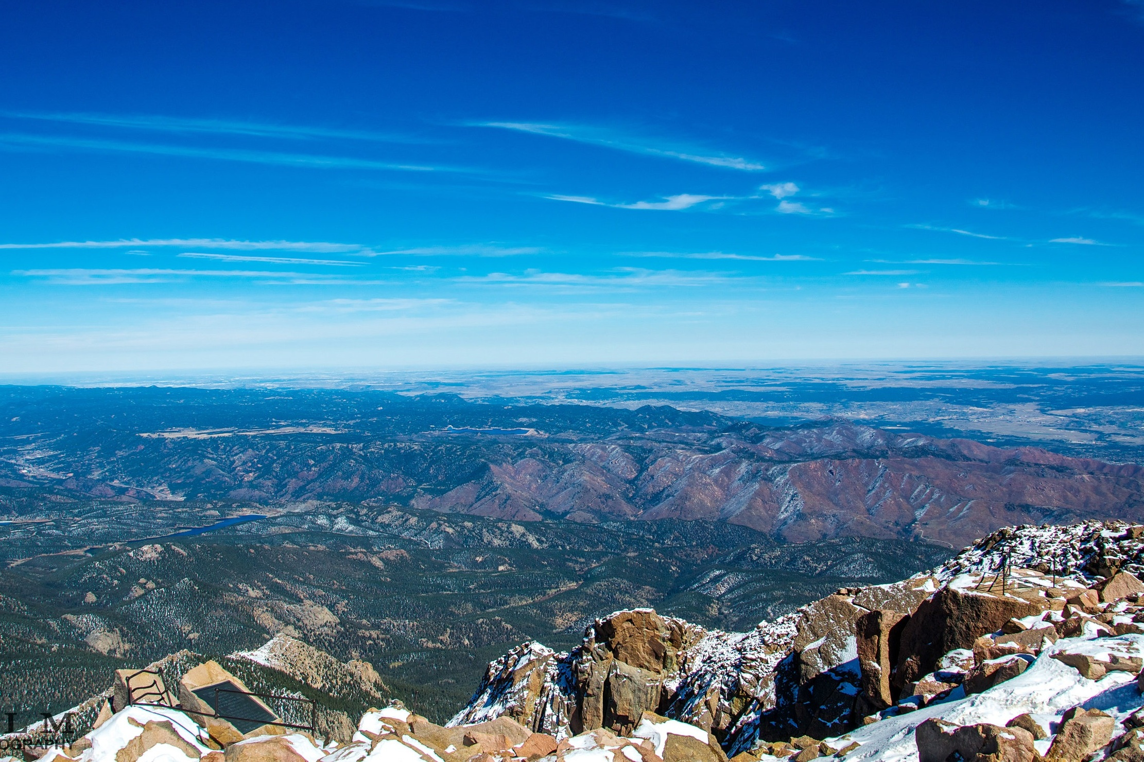 Pikes Peak Summit - Difficulty: ChallengingTime: 7 - 9 Hours (One Way)Distance: 7 Miles (One Way)Time: 12 Hours (Round Trip)Distance: 14 Miles (Round Trip