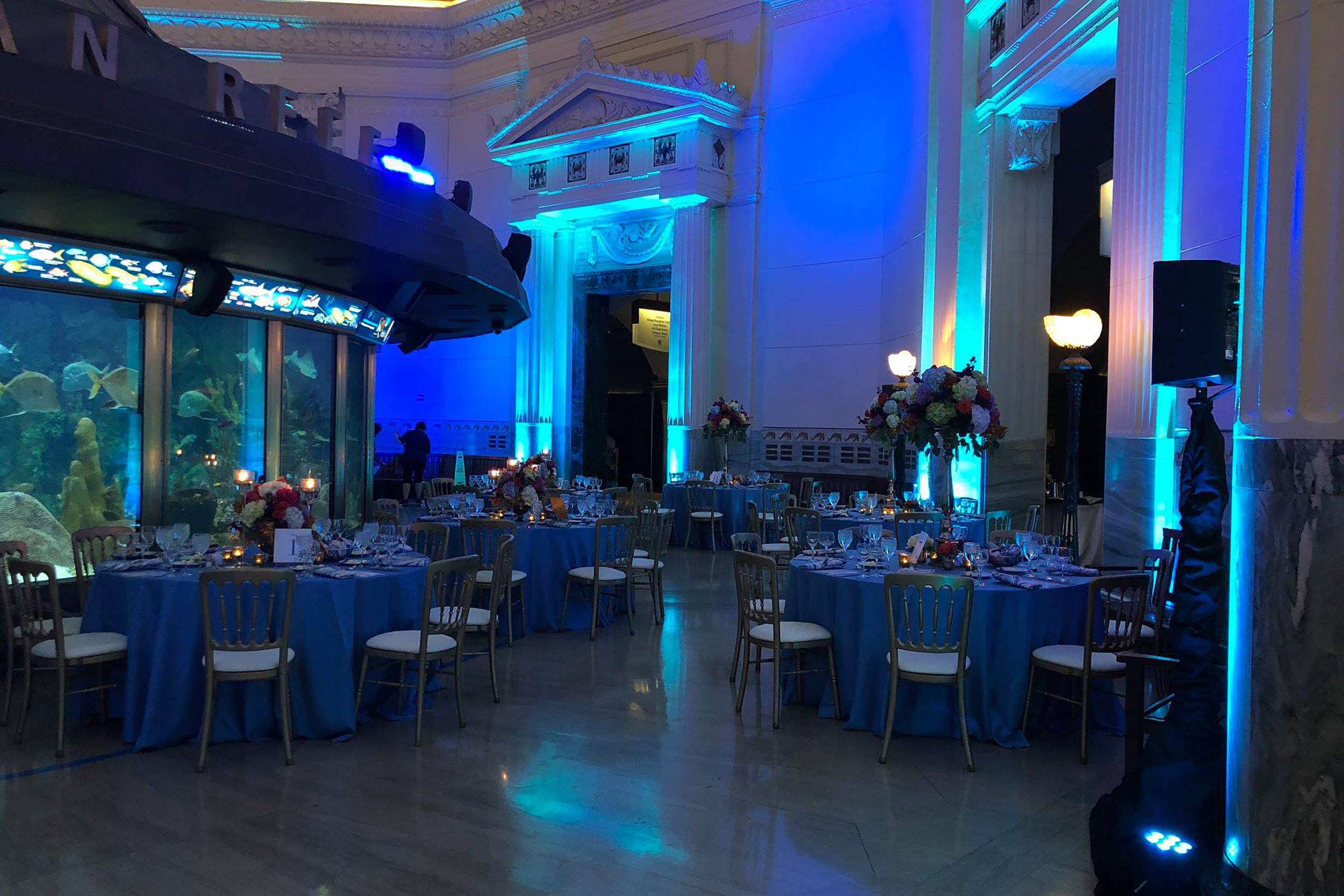 Private Events - It's your party. It's your event. You want to be able to enjoy it without the pressure of making sure it happens. Vantage AV partners with you to make sure that our staff has your vision ready to execute, so you can join the party and truly experience your Vision all night long.Past Client: It's Private… We Don't Tell