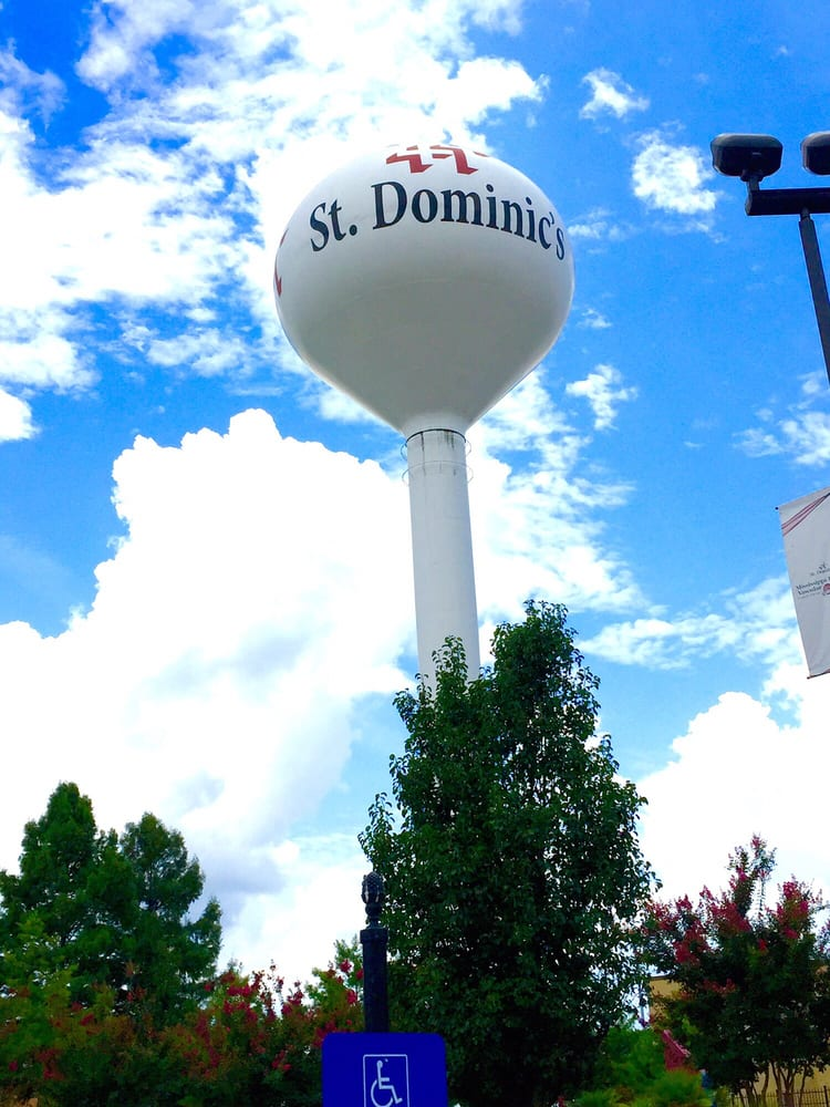 St. Dominic Water Well Addition