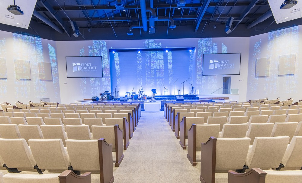 First Baptist Church Denham Springs