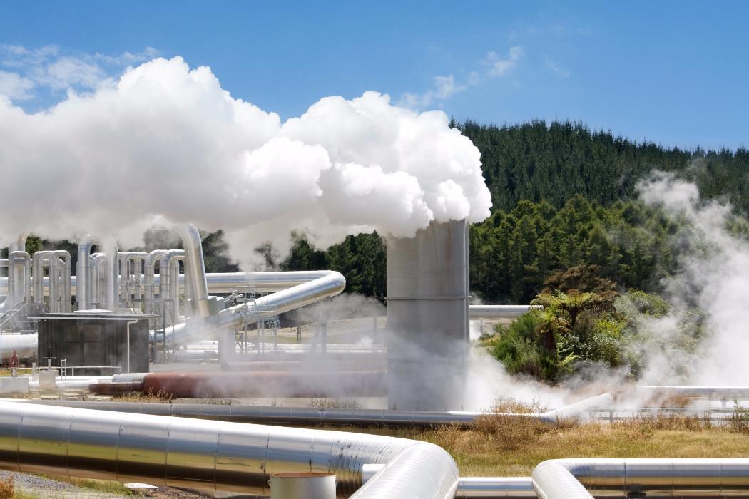 Geothermal -