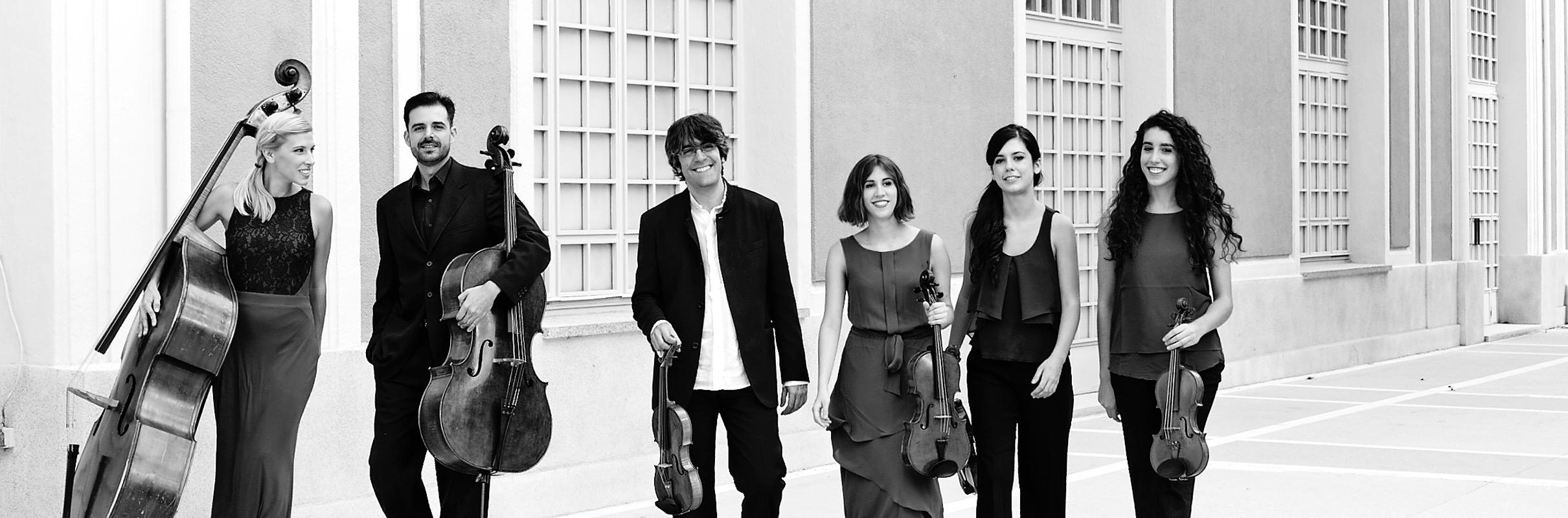 Ensemble Praeteritum ©Michal Novak