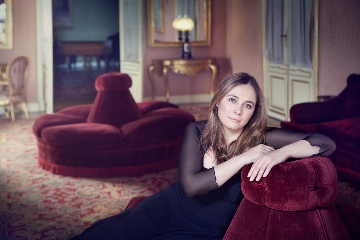 Marta Infante, mezzosoprano