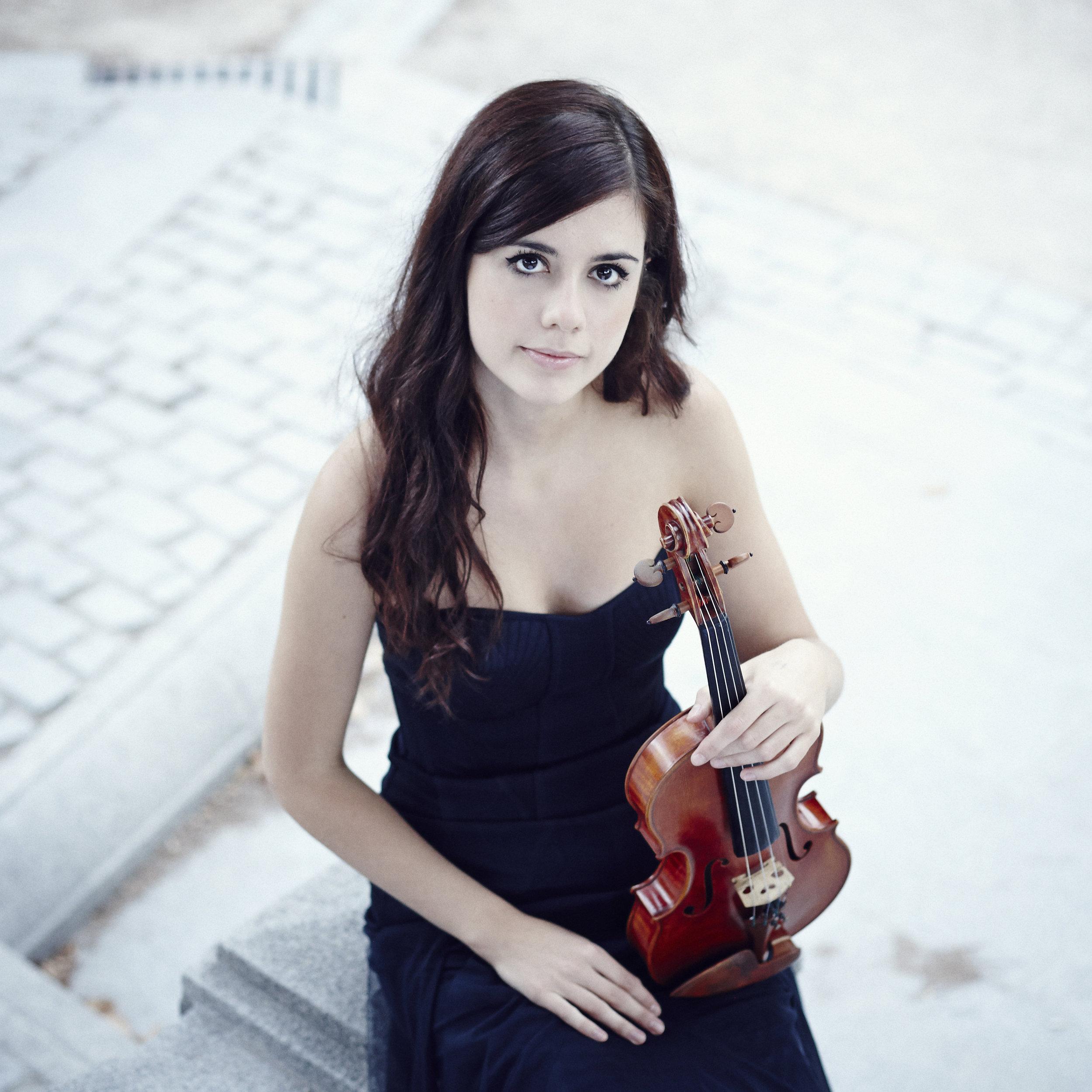 Laura Delgado Casado - VIOLIN