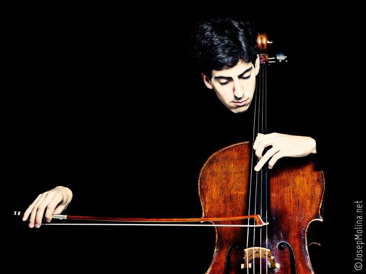 Lorenzo Meseguer, cello
