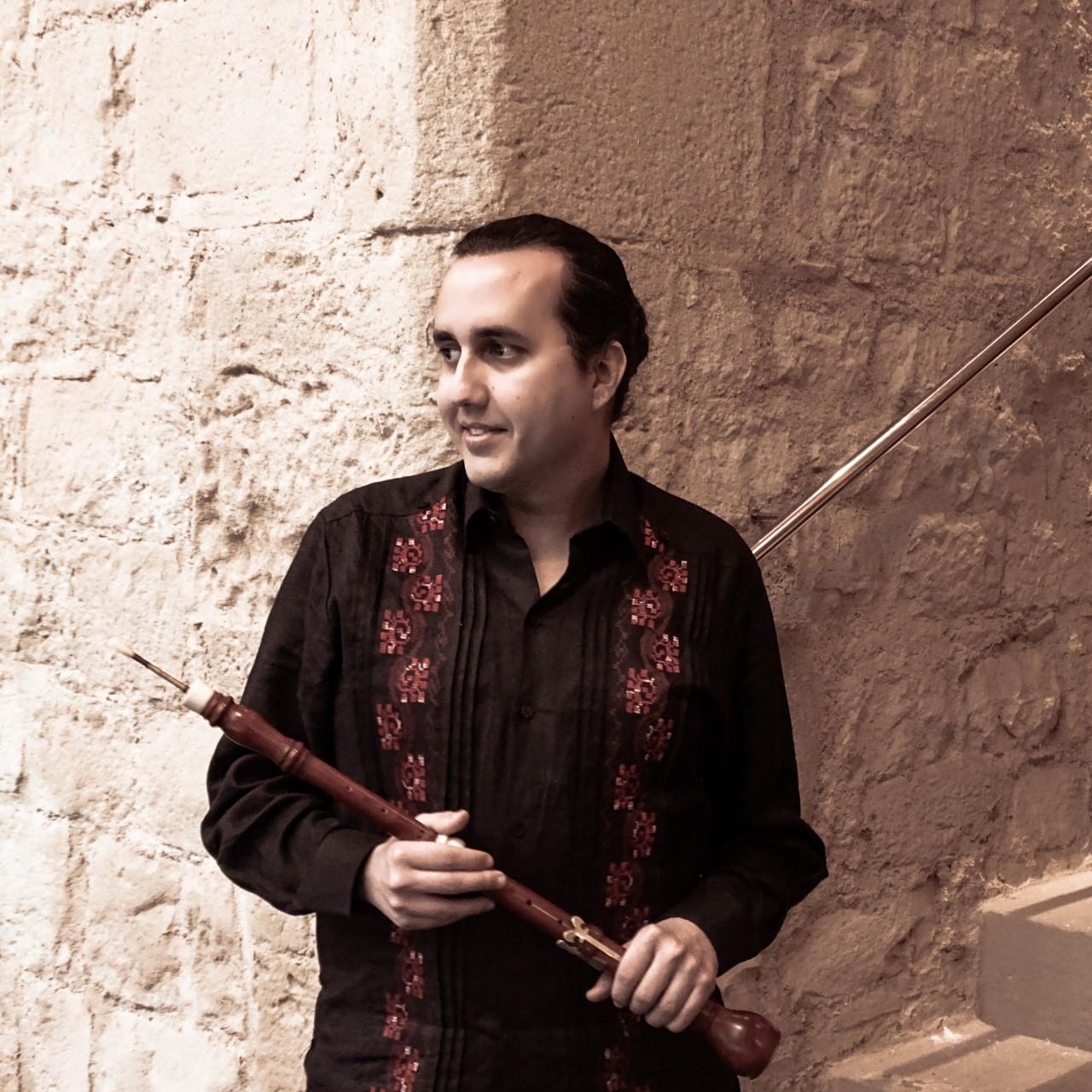 Daniel Ramírez, oboe