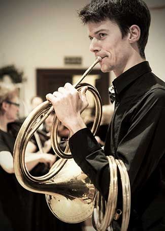 Pierre-Antoine Tremblay, horn