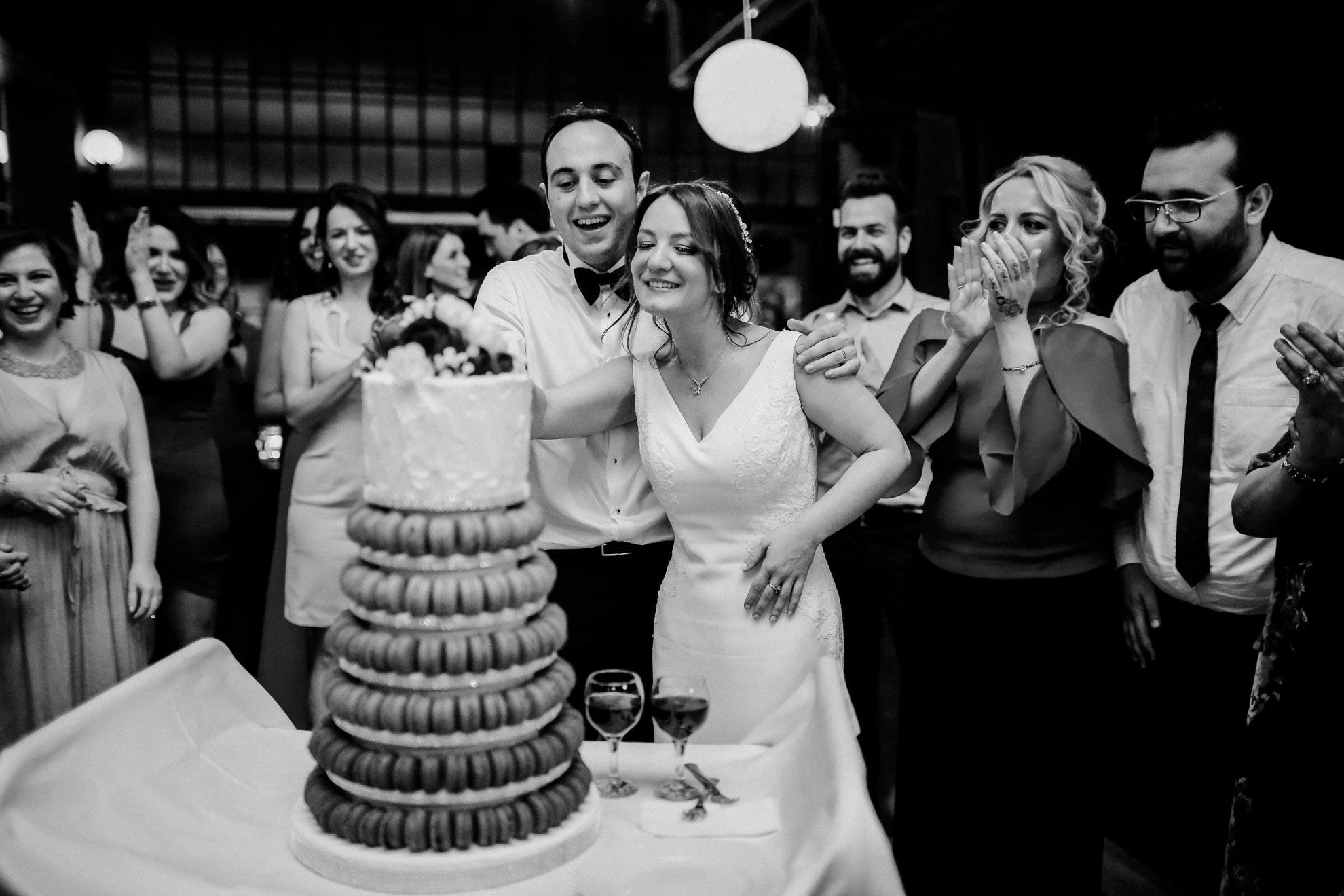 - Pınar + Serdar / 13 May 2017 / BursaDear Serenay,Since the beginning of our wedding planning marathon, I exactly knew that I want to work with you. It was easy to convince Serdar, my husband to be. And then? Just a week before our wedding, when everything related to our wedding plan was tearing down apart, you are the only solid one, that we have left! On our wedding day in May 2017, I realized I am with a friend who supports me during the day and I am with a photography artist who took extremely beautiful shots of us. After the wedding, all the family was talking about your energy and your smile. When we received the photographs, the compliments grew exponentially...Your new models, couples are so lucky, they can enjoy every moment of their special day without worrying but experiencing it.Thank you, SerenayPınar