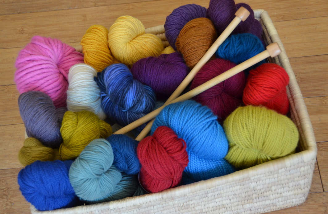 YARNS & SUPPLIES -