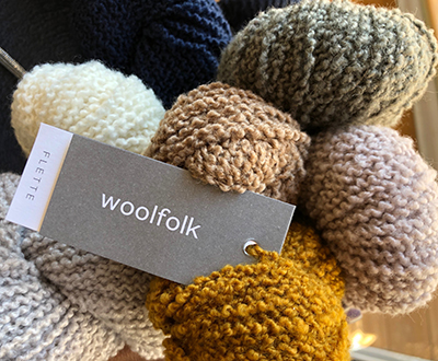 We carry Woolfolk -