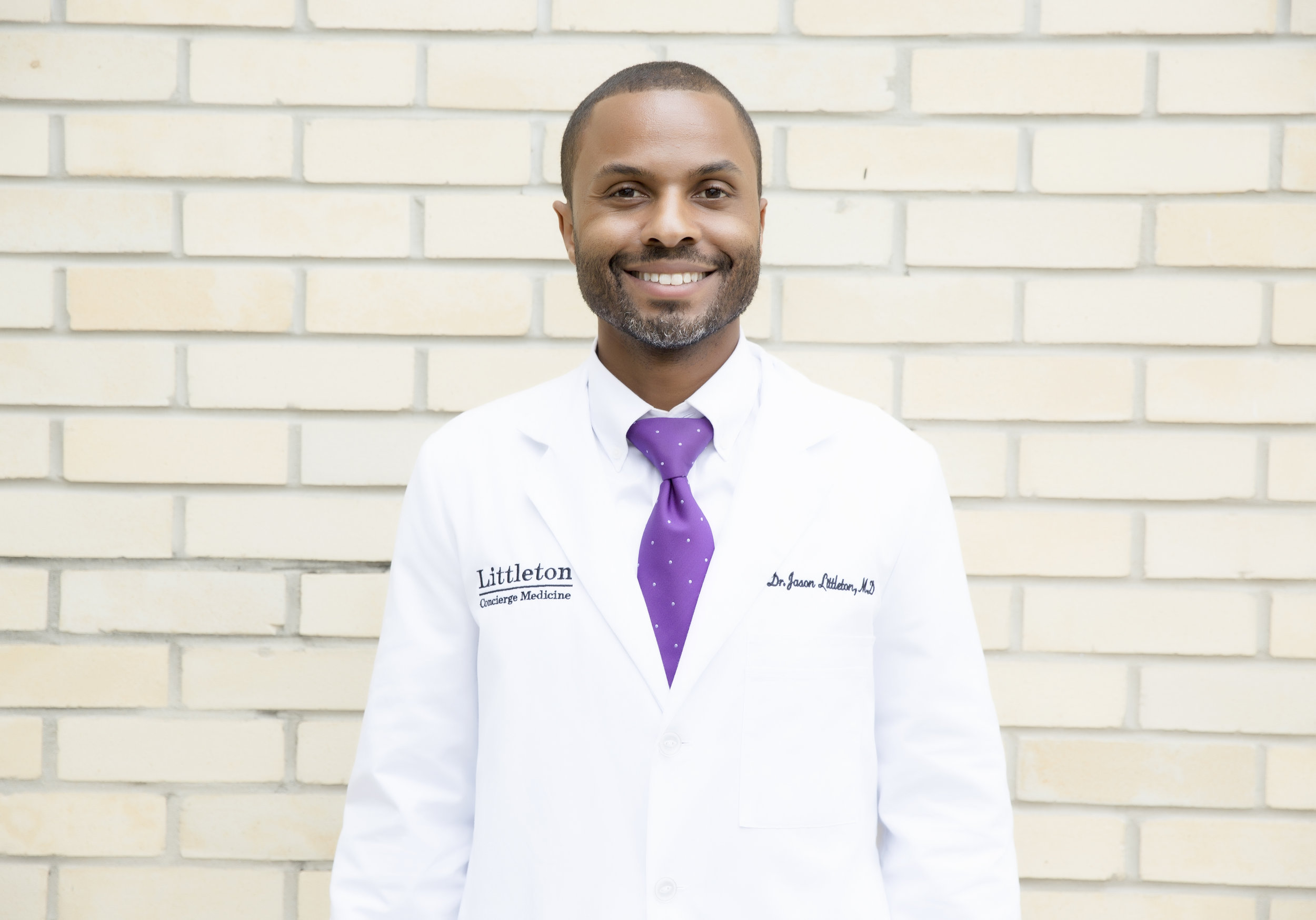 Dr. Jason Littleton - Dept. Chair of Family Medicine, Board Certified Family Physician, Author, Speaker, Media Personality, Health Coach, CEO. Dr. Littleton earned his MD from Michigan State University College of Human Medicine and a BS in Biology from the University of Michigan. MORE