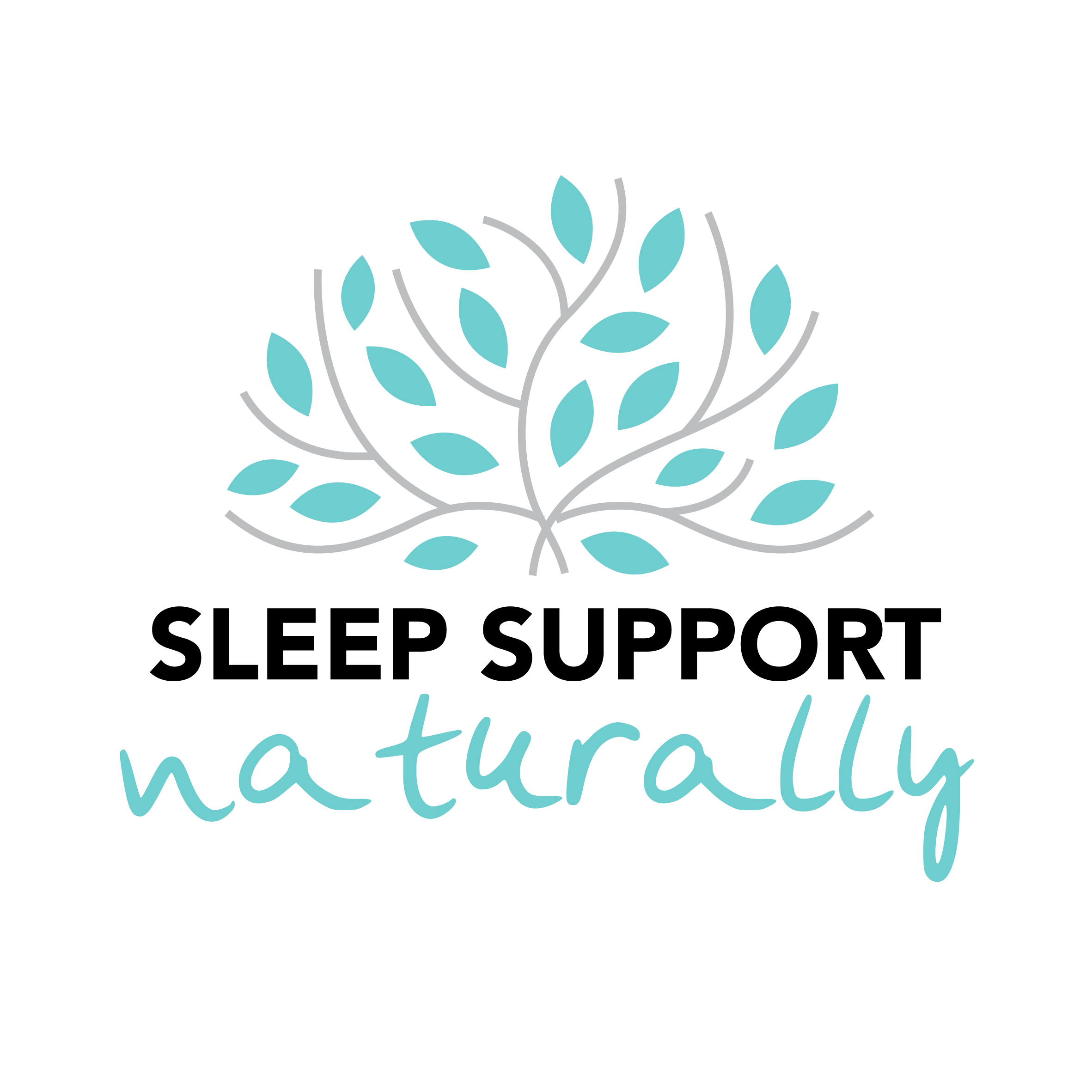 """Sleep Support Naturally - """"Tammy is a delight to work with and very talented with prices that won't break the bank. I love my logo for my new business thank you and I will be recommending your services."""""""