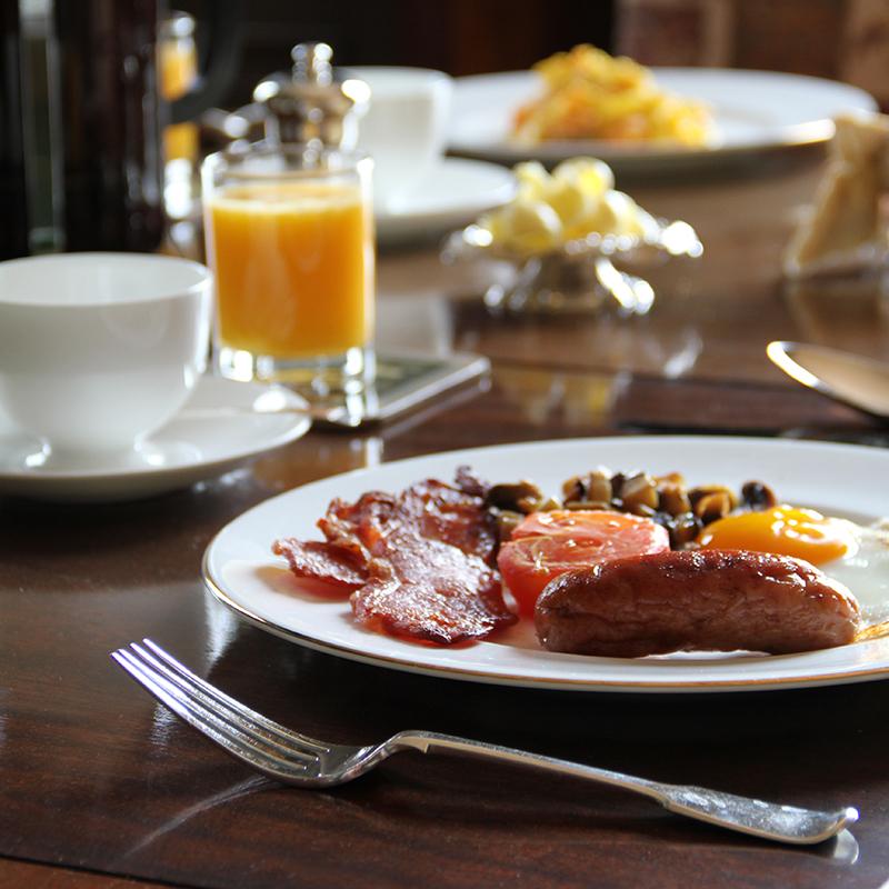 Cooked Breakfast -