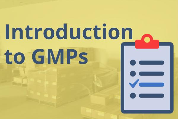 "This article supports food producers answer the question, ""What are GMPs?"""