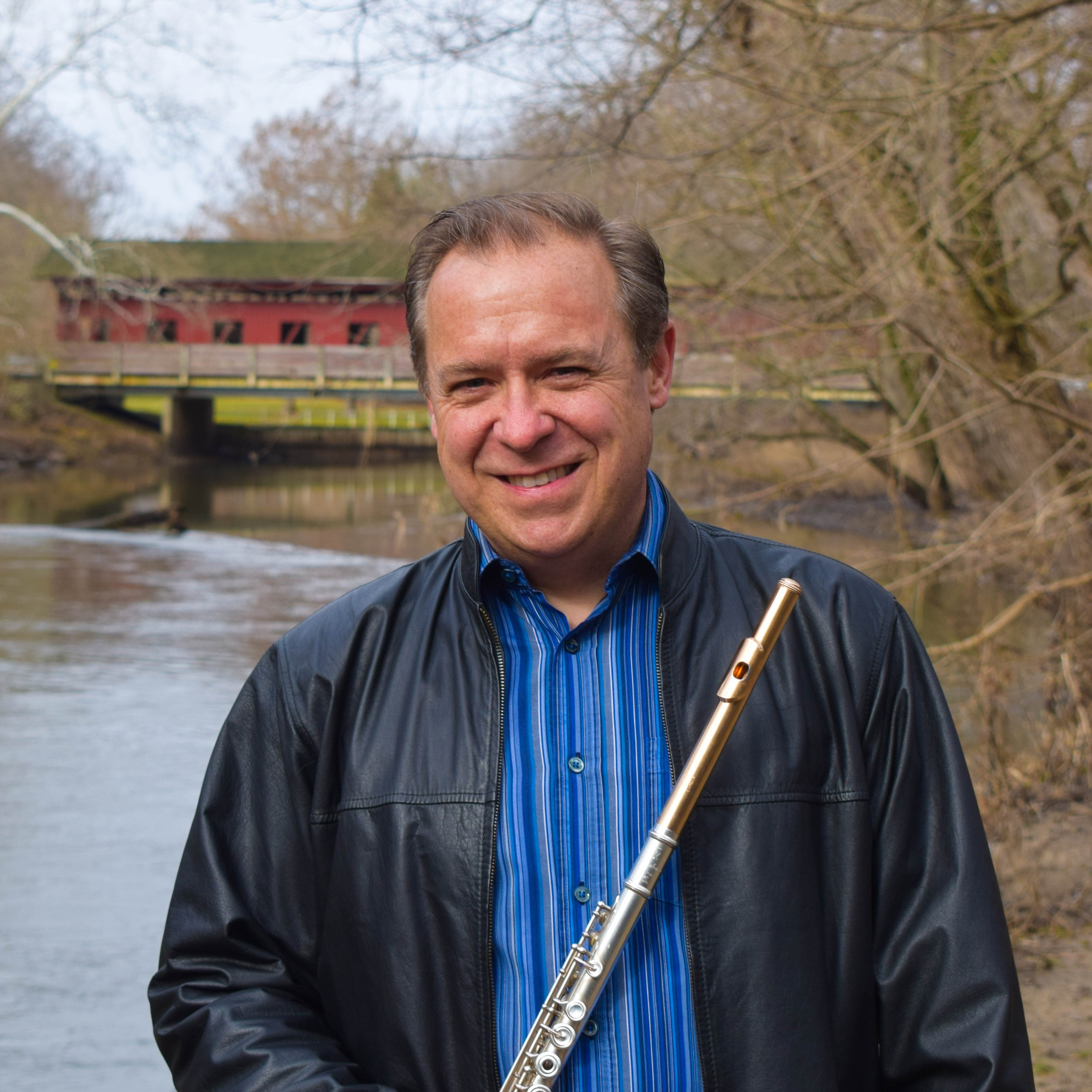 Jonathan Keeble - Flutist/Educator