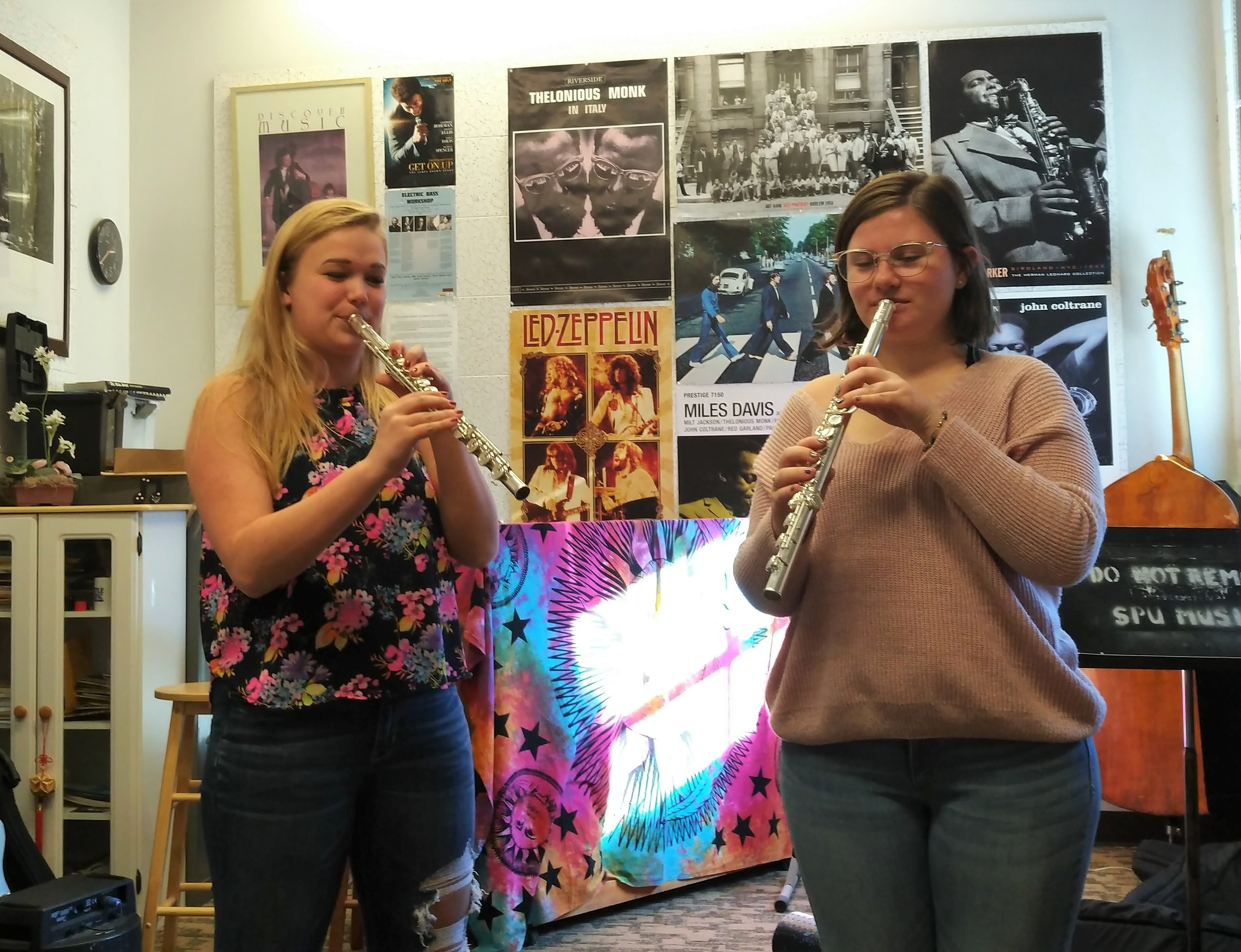 SPU Flutes
