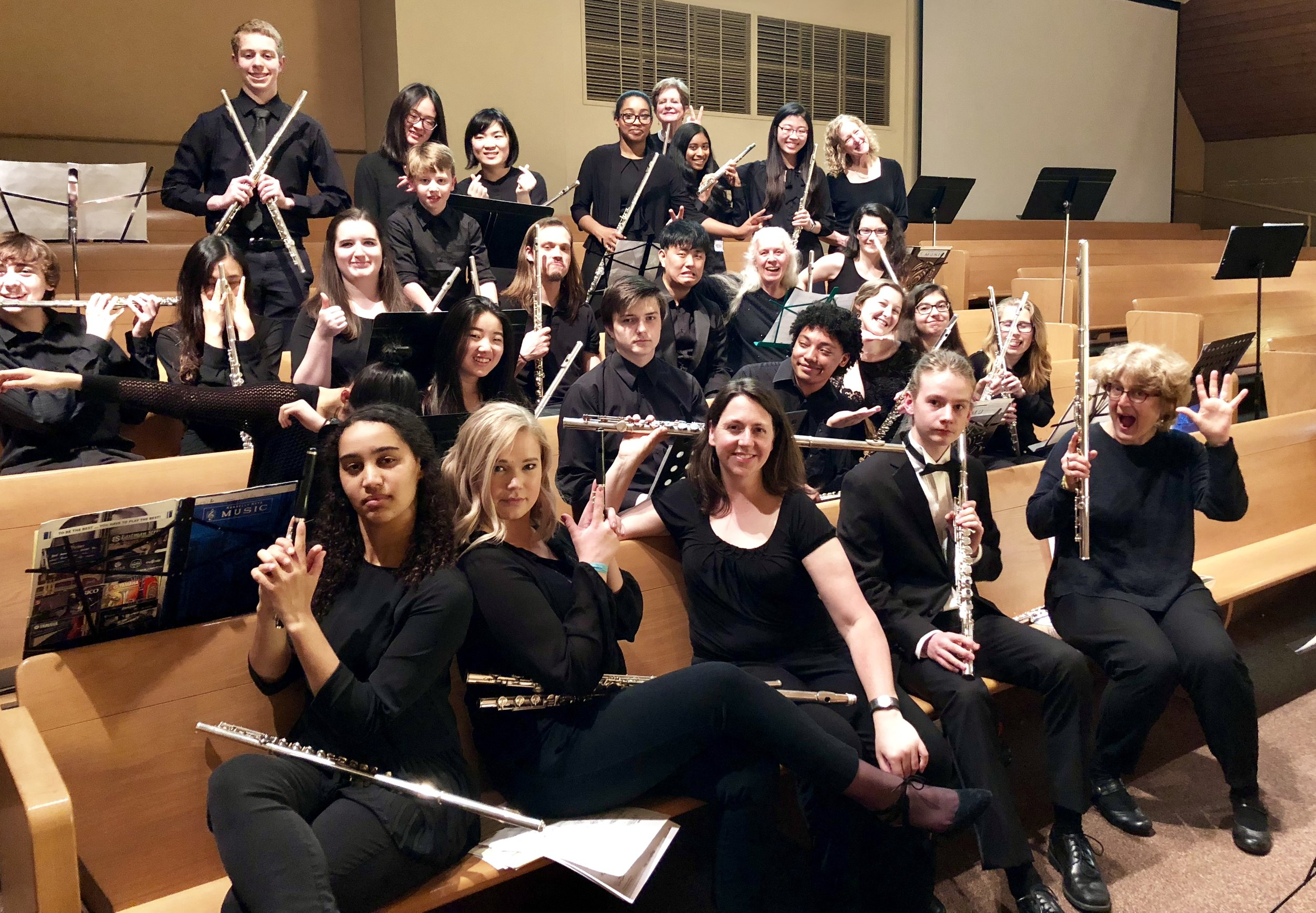 2018 SPU Flutes