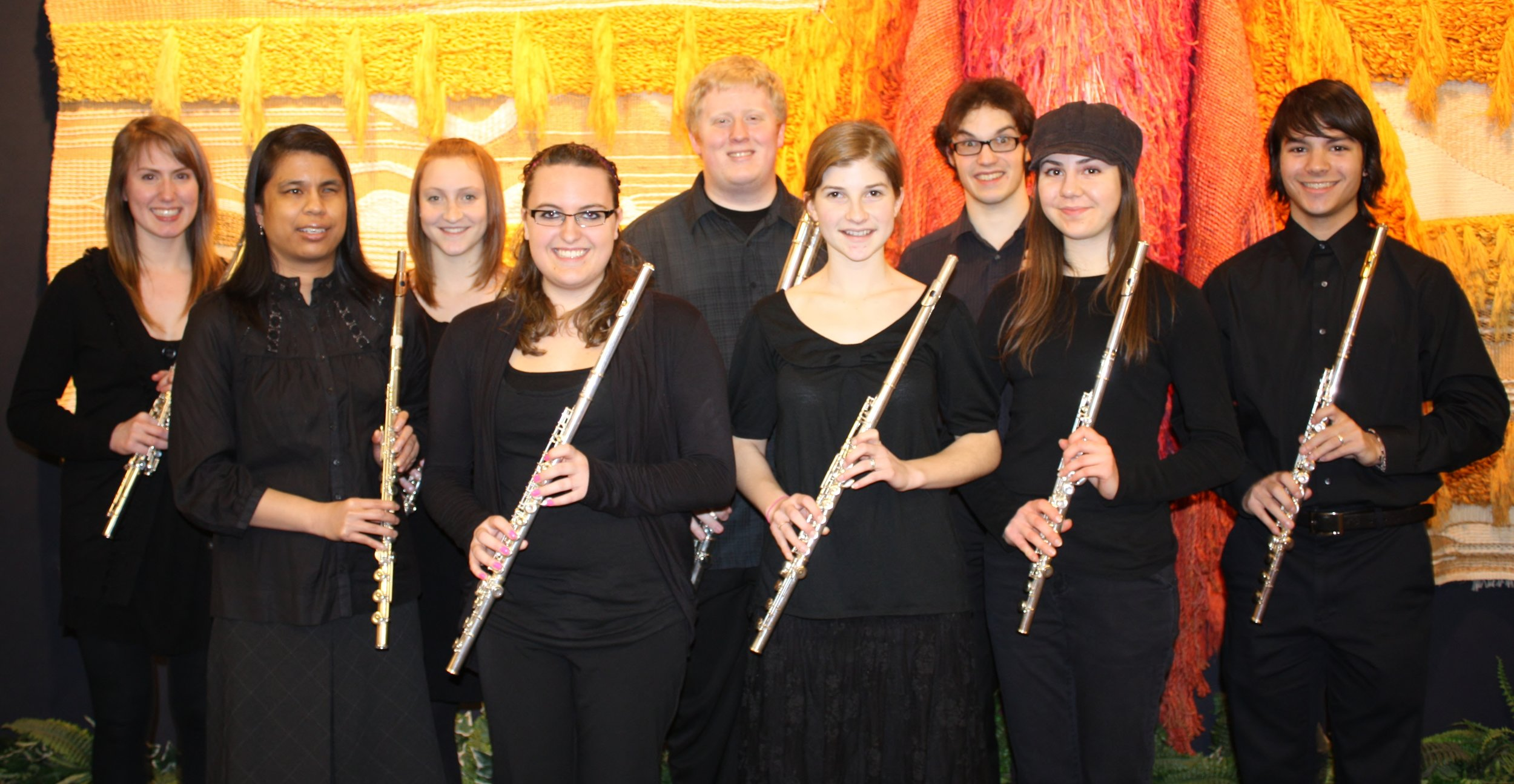 SPU Flute Ensemble 2011