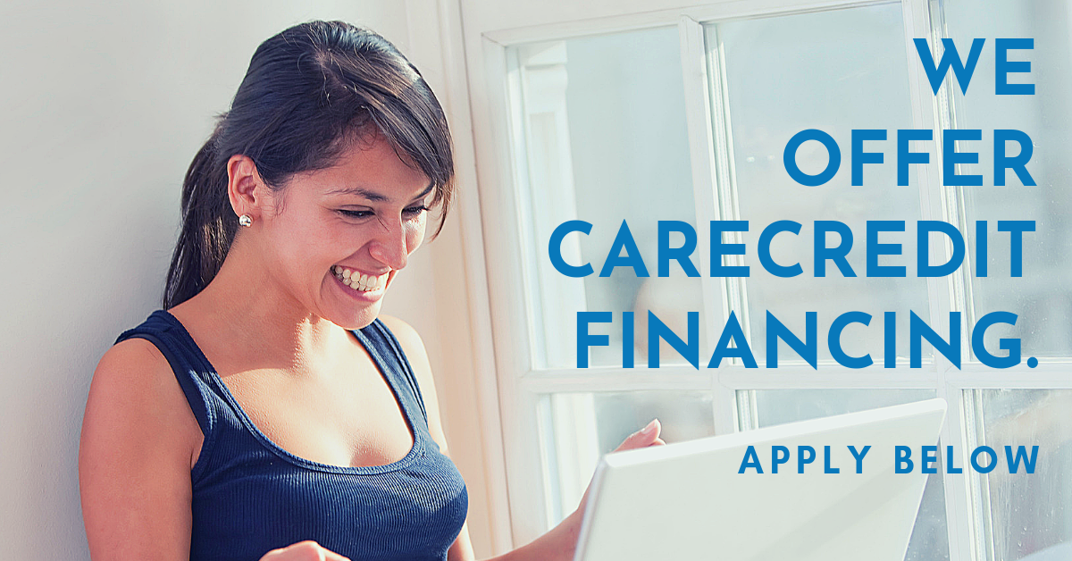 CareCredit Financing Available at Southern Dermatology in Raleigh, NC