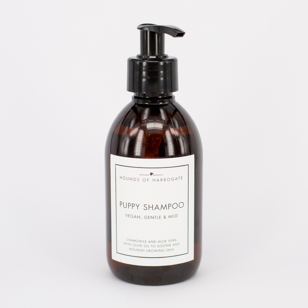 PUPPY SHAMPOO luxury dog accessories
