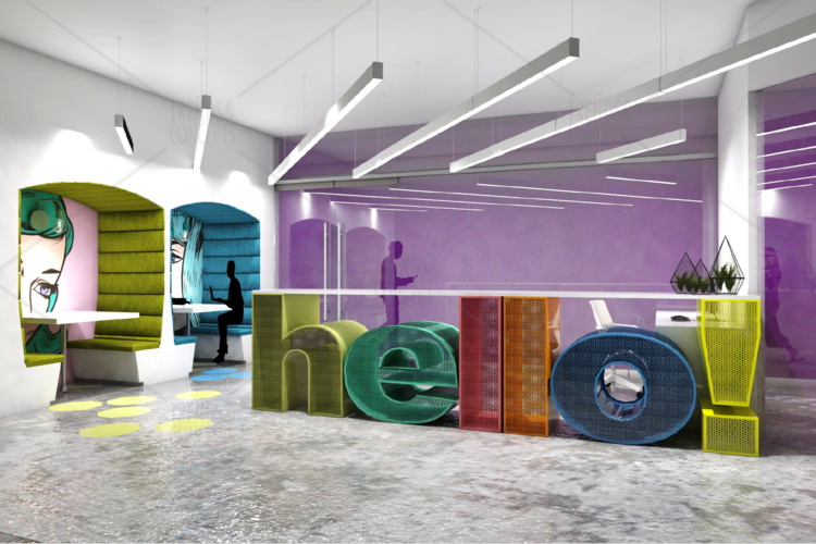 Charisse Gail Workplace Design Strategist Licensed Commercial Interior Designer