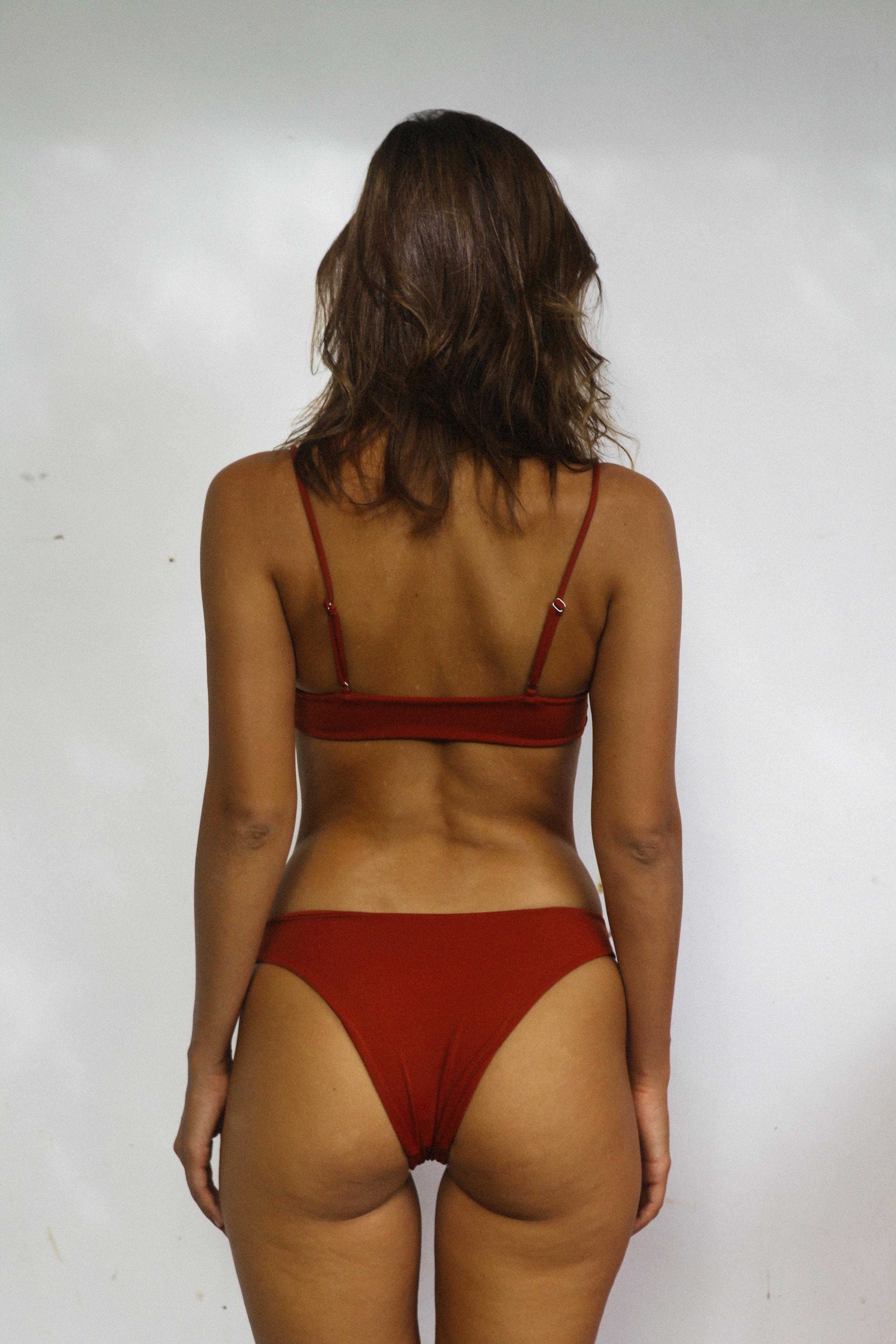 Clay Bikini