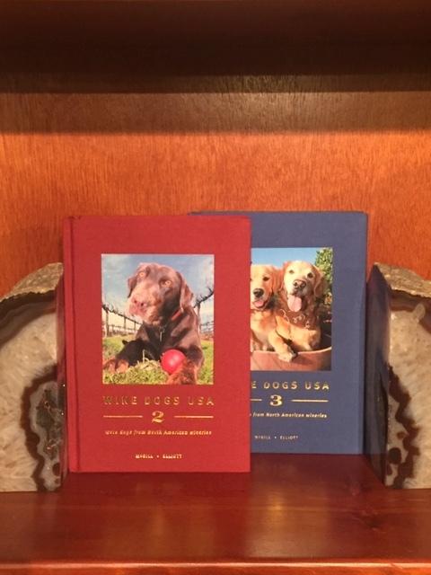 Wine Dogs USA 2 & 3
