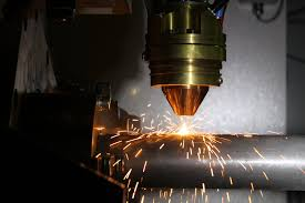 Formalloy is using laser metal deposition to 3D print aerospace components for rocket nozzles and heat exchange. (Source: Form Alloy)