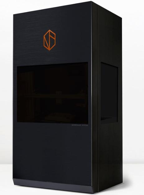 The Workshop System. Photo via Nanofabrica.