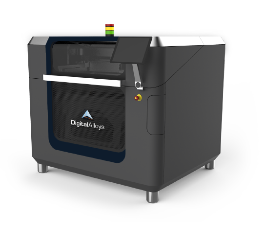 Q&A: DUNCAN MCCALLUM CEO AT DIGITAL ALLOYS ON JOULE PRINTING AND LOW COST METAL 3D PRINTING