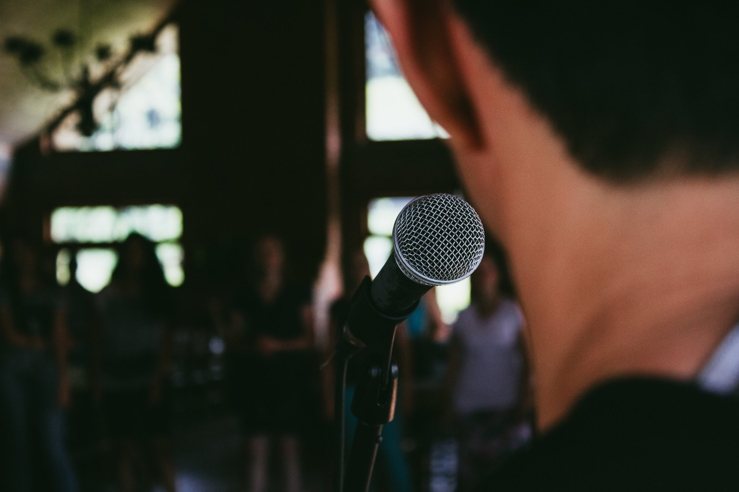 Public speaking anxiety, or glossophobia, affects about 73% of the population. The underlying fear is judgment or negative evaluation by others. - National Institute of Mental Health