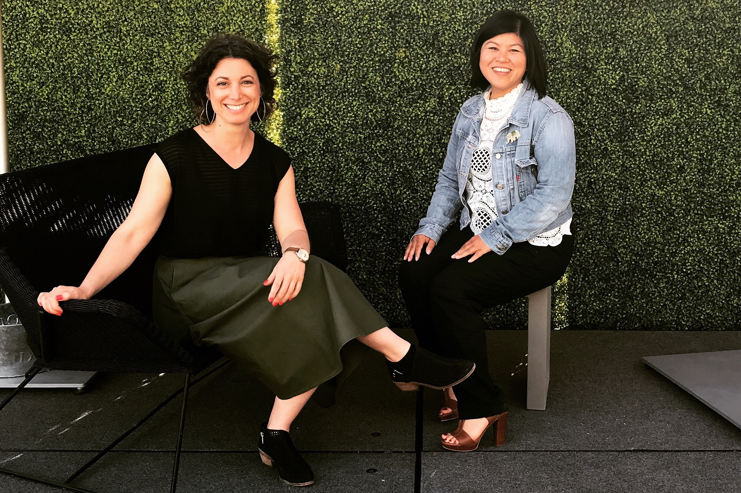 - Hi! We are Melissa Center & Tanny Jiraprapasuke, co-founders of Whole Self Systems. We are passionate about training emerging leaders, innovators, and your teams how to communicate with authenticity & profound human impact.
