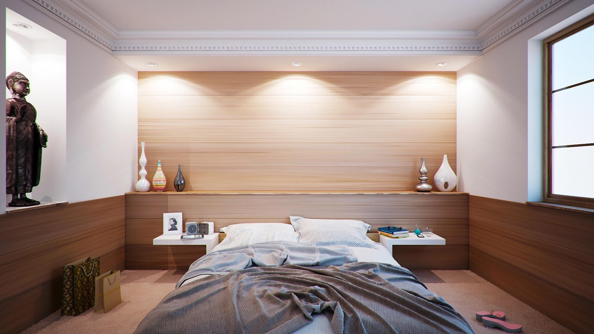 Reformas en dormitorios - Diseño, obra, reforma y decoración del lugar más íntimo de tu hogar.