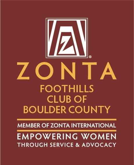 Zonta Foothills Club of Boulder County - Supporting Women & Girls in Boulder and World-wide