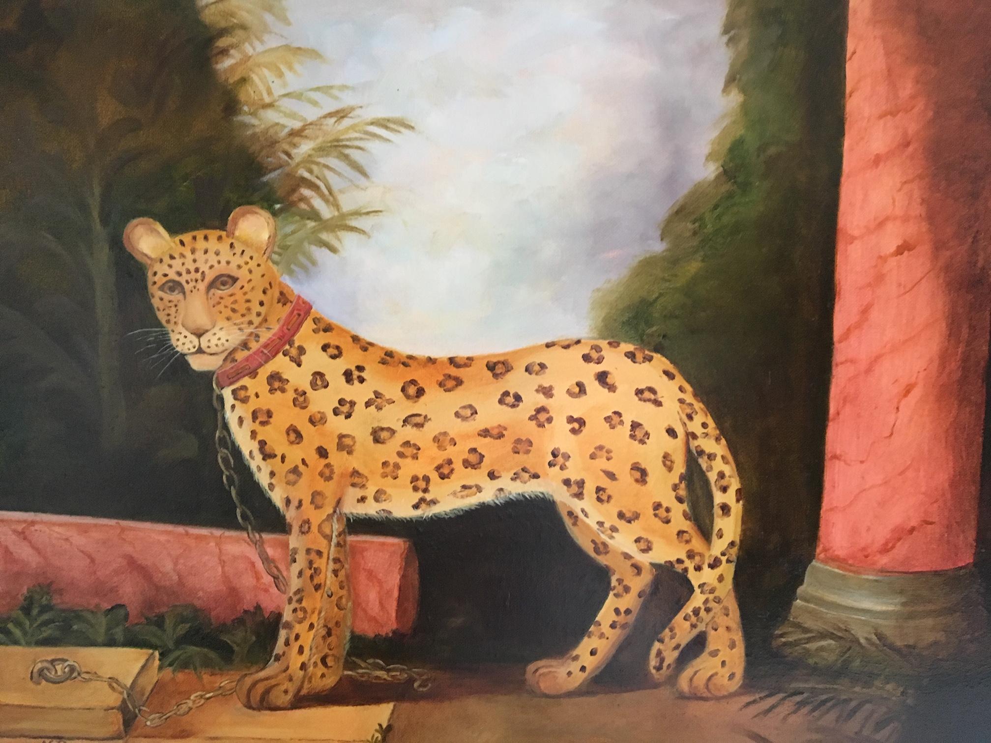 Hillary's Leopard