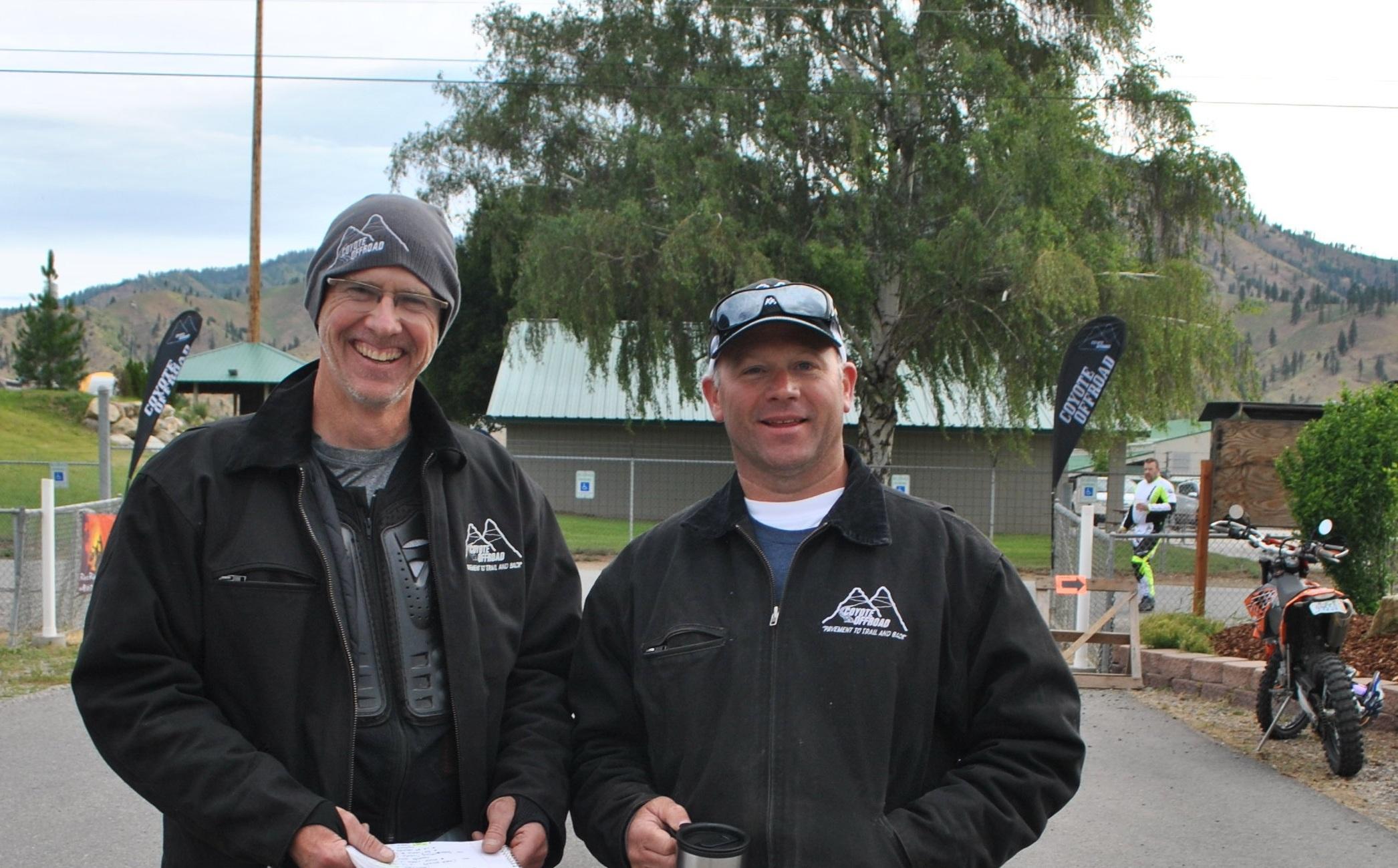 Meet the Owners - Lane Keller and Jerod Kitchel