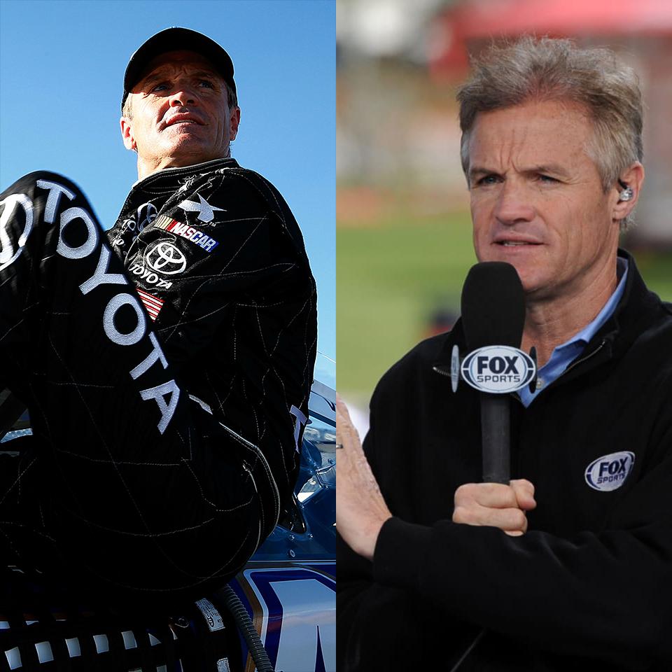 Kenny Wallace NASCAR FOX Sports