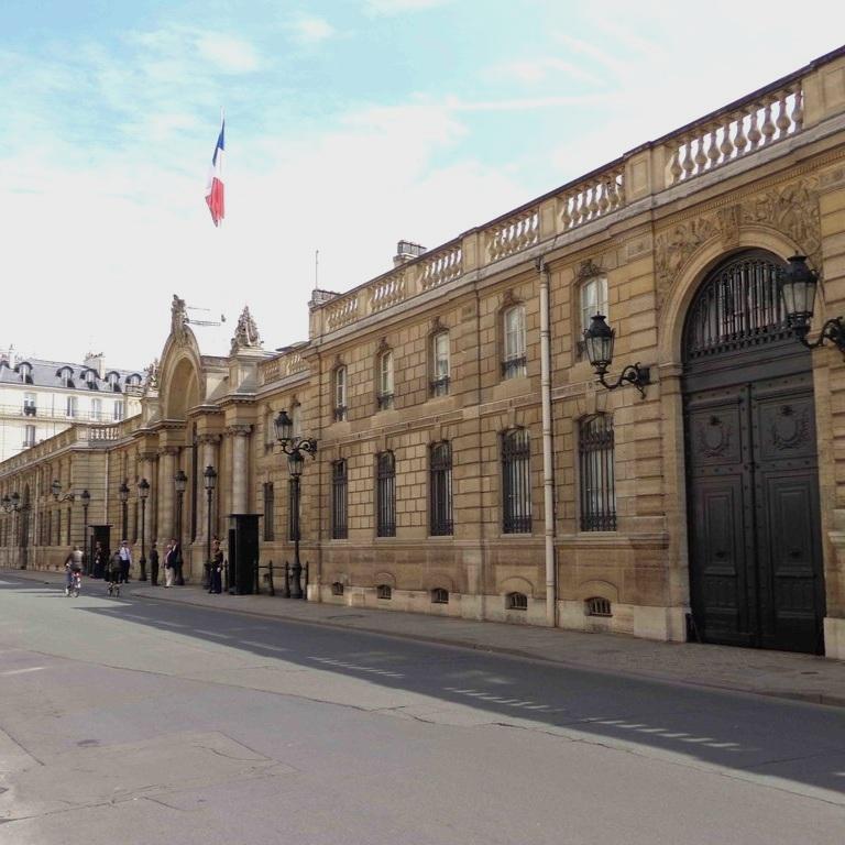 Emmanuel Macron's Cabinet, 2018 -