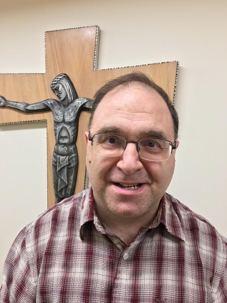 Deacon Gilles Urquart