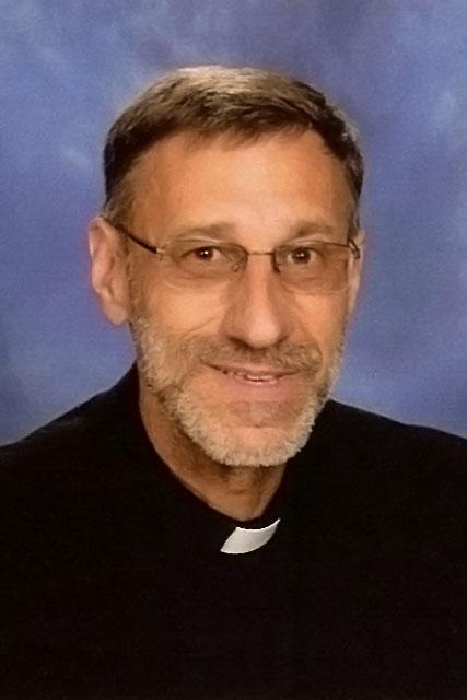 Fr. Steve VanBronkhorst, Pastor