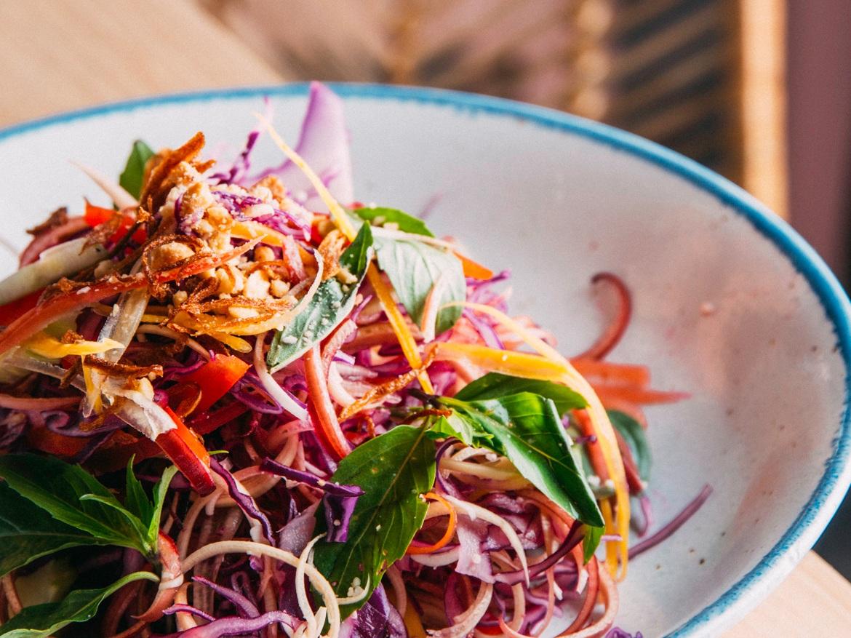 Photo of Ngoum Salad by Eric Wolfinger