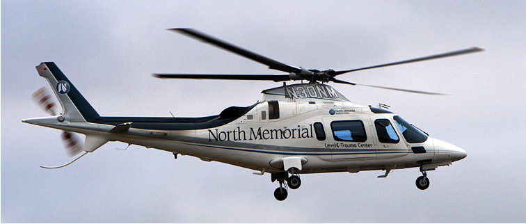Medivac Helicopters
