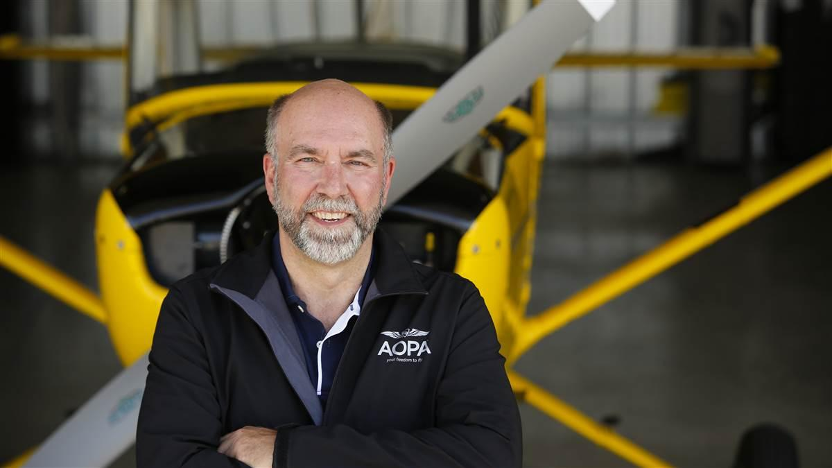 AOPA Andy Miller
