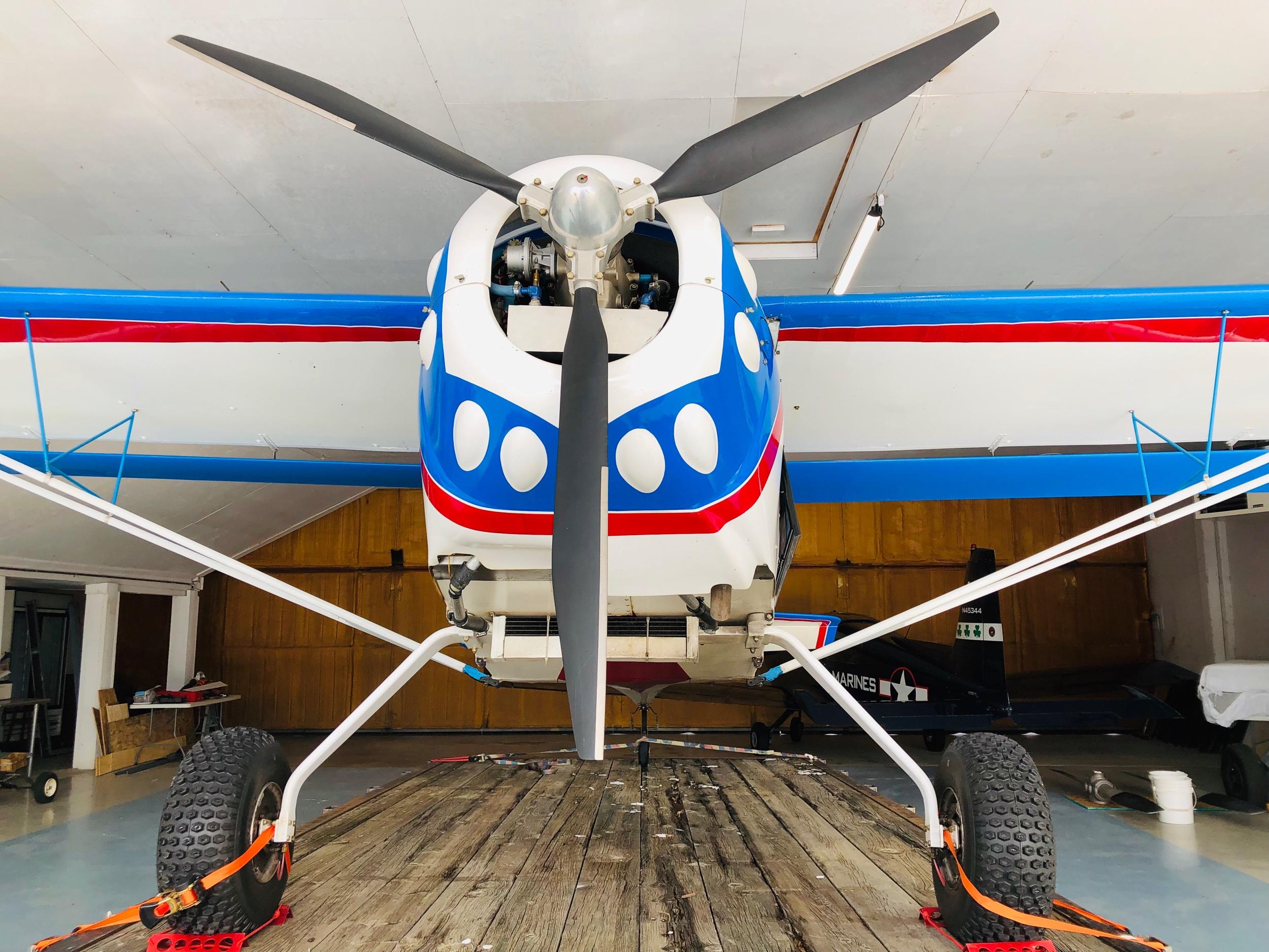 Experimental Aircraft (Homebuilts)